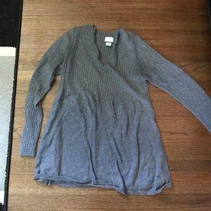 Large Grey Motherhood Maternity Sweater